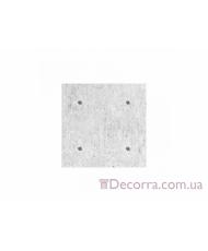 3D Панель Art Decor W 301 Бетон (625х625х13 мм)