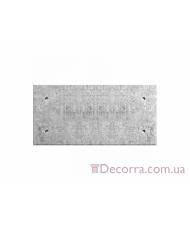 3D Панель Art Decor W 302 Бетон (625х1125х13 мм)