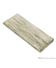 Панель для декоративных балок Decowood Модерн ET 405 (3м) classic белая 19х3,5