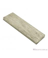 Панель для декоративных балок Decowood Модерн ET 406 (2м) classic белая 12х3,5