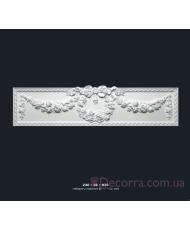 Декоративное обрамление для дверей Европласт 1.63.003