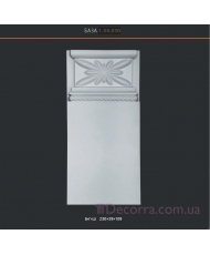 Декоративное обрамление для дверей Европласт 1.54.030