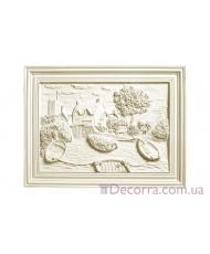 Настенное панно, Декоративное Gaudi decor W 8012 золоченая бронза (акция)