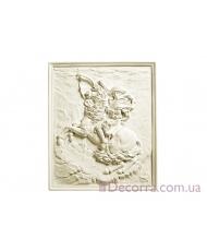 Настенное панно, Декоративное Gaudi decor W 8013 золоченая бронза (акция)