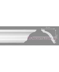 Потолочный багет Homestar A-S 70x70 мм