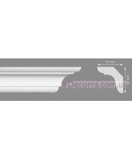 Потолочный багет Homestar C-70 55x55 мм