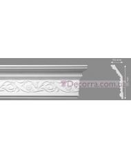 Потолочный багет Homestar Carmen 95x125 мм