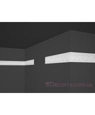 Потолочный багет Марбет B10 9x45,5 мм