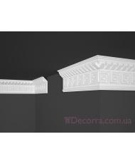 Потолочный багет Марбет B25 37x100 мм