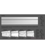 Молдинг для стен с орнаментом Modus decor М 019