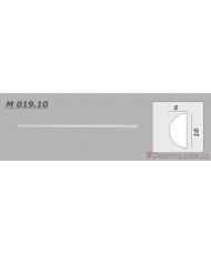 Молдинг для стен с орнаментом Modus decor М 019.10