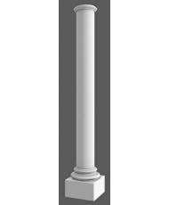 Полуколонны и колонны Modus decor КЛ 002