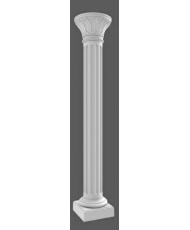 Полуколонны и колонны Modus decor КЛ 006