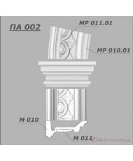 Замки Modus decor ПА 002Ф