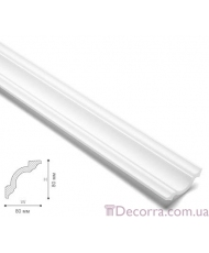 Потолочный плинтус гладкий NMC Nomastyl LX110