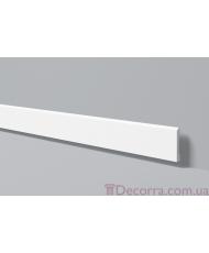 Напольный плинтус гладкий NMC Floorstyl FD1