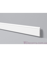 Напольный плинтус гладкий NMC Floorstyl FL2 (2,00 м)