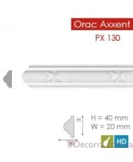 Молдинг для стен с орнаментом Orac decor Axxent PX130