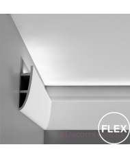 Карниз гибкий Orac decor  luxxus C374F