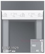 Декоративное обрамление для дверей Perimeter DCM1929