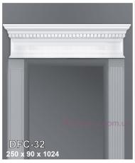 Декоративное обрамление для дверей Perimeter DP 32/DFC