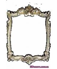 Обрамление, для зеркал Perimeter MF-08812
