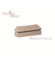 Фасадный элемент Prestige decor PC 104 база без покрытия
