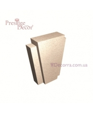 Фасадный элемент Prestige decor ZC 103 без покрытия