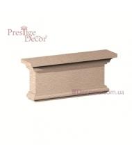 Колонна для фасада Prestige decor PC 112 капитель