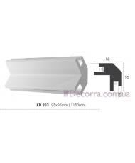 Карниз LED скрытого освещения Tesori KD203