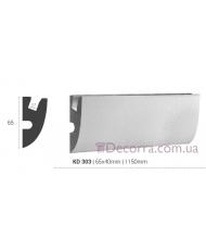 Карниз LED скрытого освещения Tesori KD303