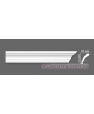 Потолочный багет Villa Deco 07 G 34x50 мм