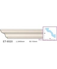 Карниз гибкий Classic home (Вип-декор) ET8520Q
