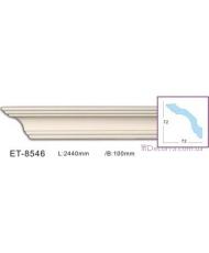 Карниз гибкий Classic home (Вип-декор) ET8546Q