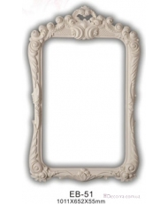 Обрамление, для зеркал Classic home (Вип-декор) EB51