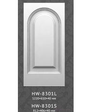 Обрамление, для стен Classic home HW-8301S