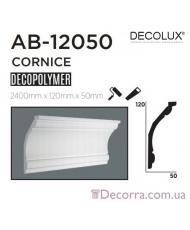 Карниз гладкий Decolux AB12050