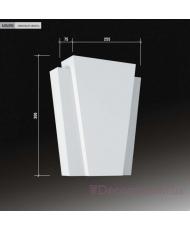 Декоративное обрамление для дверей Европласт 4.85.005