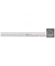 Потолочный багет Формат 12006 23x23 мм