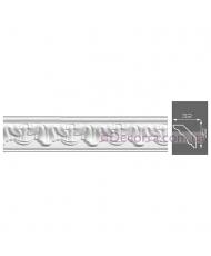 Потолочный багет Формат 13020 32x32 мм