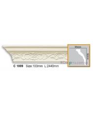 Карниз гибкий Gaudi decor C 1009 (2,44м) Flexi