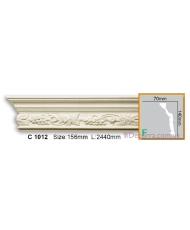 Карниз гибкий Gaudi decor C 1012 (2,44м) Flexi