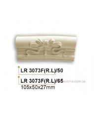 Молдинг для стен радиусный Gaudi Decor LR 3073F(RL)65