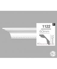 Карниз гибкий 1122 (2,44m) Flexi Home decor