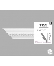 Карниз гибкий 1123 (2,44m) Flexi Home decor