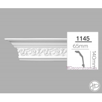 Карниз с орнаментом 1145 (2,44m) Home decor