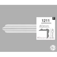 Молдинг гибкий 1211 (2,44m) Flex Home decor