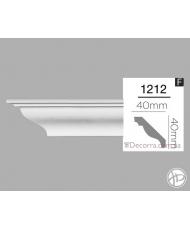 Карниз гибкий 1212 (2,44m) Flex Home decor