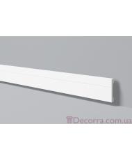 Напольный плинтус гладкий NMC Floorstyl FD2