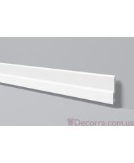 Напольный плинтус гладкий NMC Floorstyl FD22